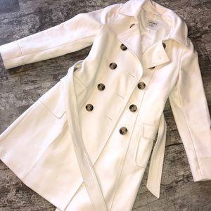 Long knee length coat